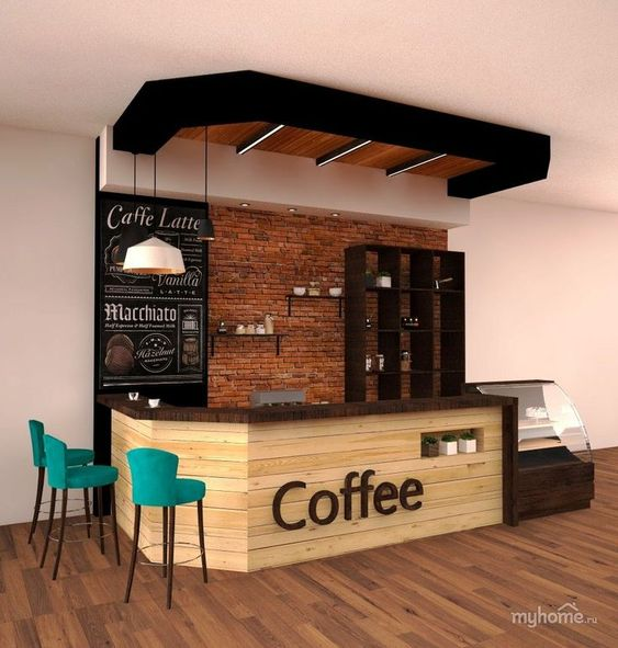 coffee bar personal